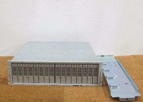 Sun Storagetek 6140 - 16 Bay Fibre Channel Array, 14 x 300GB 15K 2 x Controllers